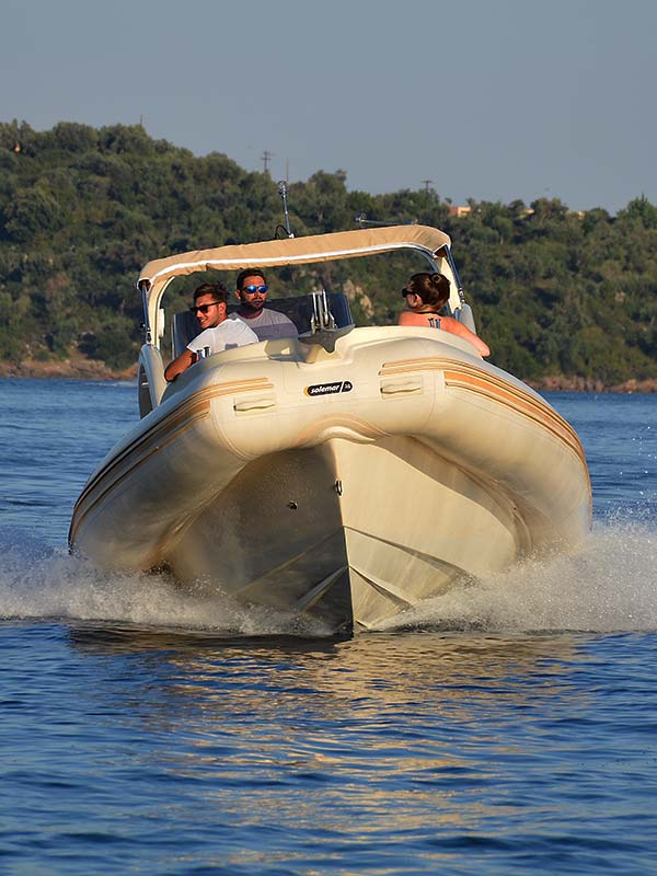 Speed Boats - Corfu Boat Hire